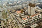 Budynek Rosyjskiej Akademii Nauk.