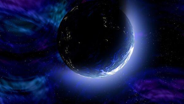 Widok na Ziemię z kosmosu - Sputnik Polska