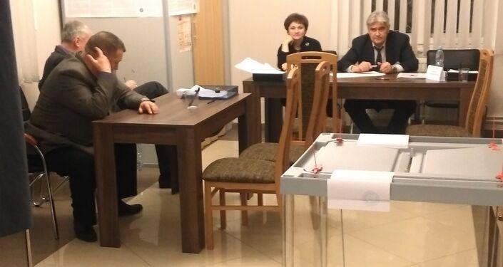 Członkowie komisji wyborczej, Wybory prezydenckie 2018 w Konsulacie w Gdańsku