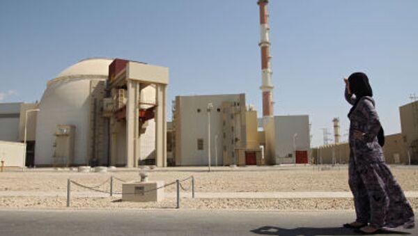 Irańska elektrownia jądrowa w Buszehr - Sputnik Polska