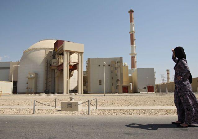 Irańska elektrownia jądrowa w Buszehr