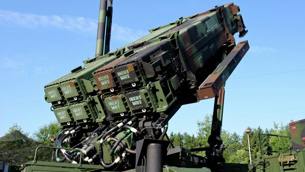 Rakietowy system ziemia-powietrze Patriot - Sputnik Polska