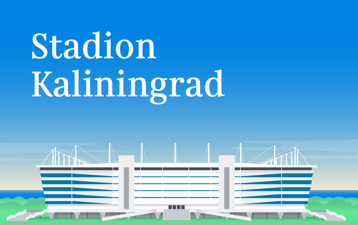Stadion Kaliningrad (Arena Baltika)