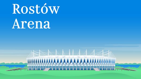 Rostów Arena - Sputnik Polska