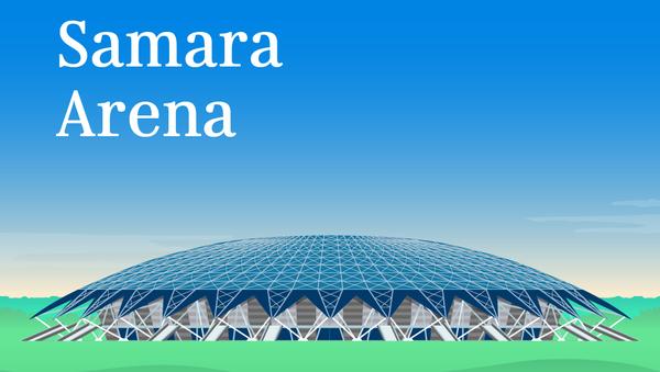 Samara Arena - Sputnik Polska