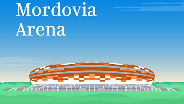 Mordowia Arena - Sputnik Polska