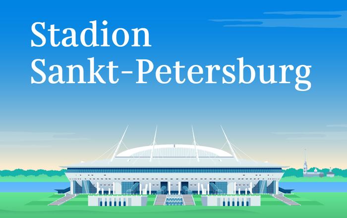 Stadion Sankt-Petersburg