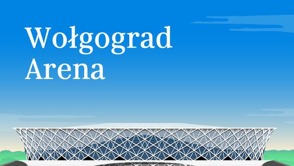 Wołgograd Arena - Sputnik Polska