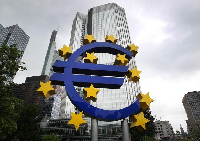 Logo waluty Euro