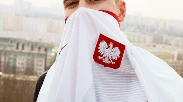 Strój polskich piłkarzy na MŚ 2018 - Sputnik Polska