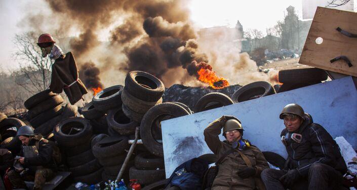 Wydarzenia na Majdanie
