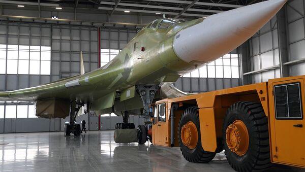 Tu-160М2 - Sputnik Polska