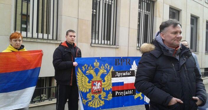 Delegacja Braterstwa Polsko-Rosyjskiego w Serbii