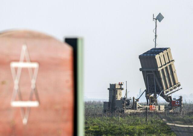 System taktyczny obrony przeciwlotniczej Żelazna Kopuła izraelskiej armii