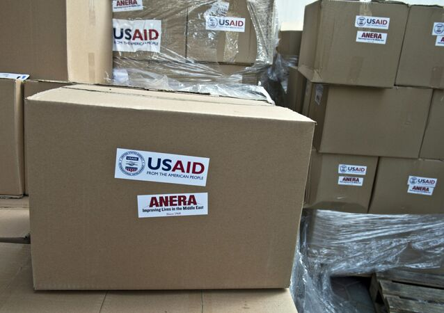 Pomoc humanitarna od Amerykańskiej Agencji Rozwoju Międzynarodowego USAID