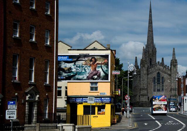 Dublin. Irlandia