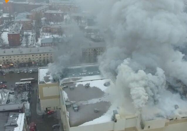 Kemerowo: oni ratowali ludzi