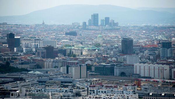 Panorama Wiednia - Sputnik Polska
