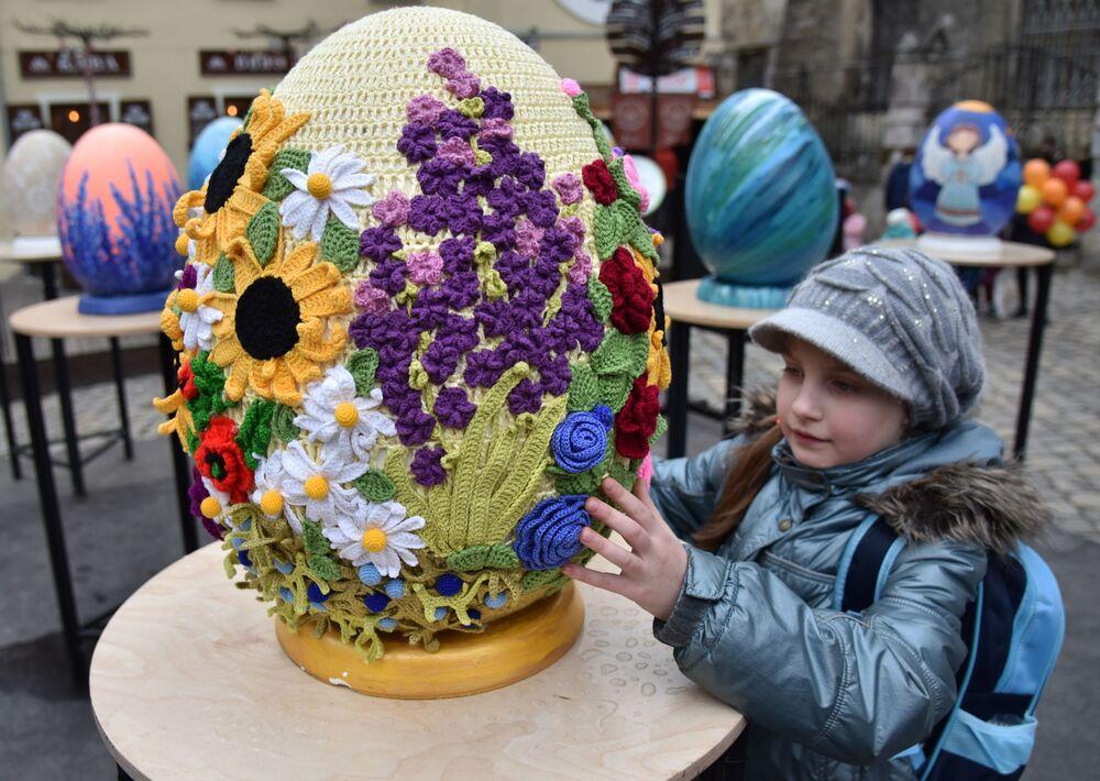 VIII Festiwal pisanek we Lwowie