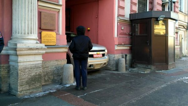 Konsulat generalny USA w Petersburgu - Sputnik Polska