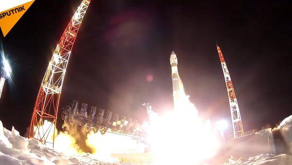 Rakieta nośna Sojuz-2.1 B - Sputnik Polska