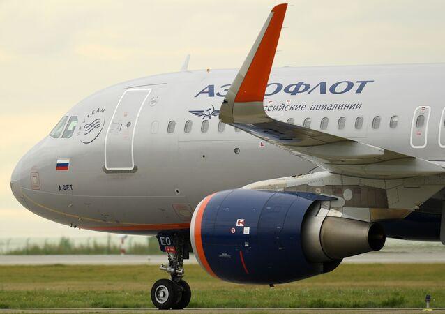 Airbus-A320, Aerofłot