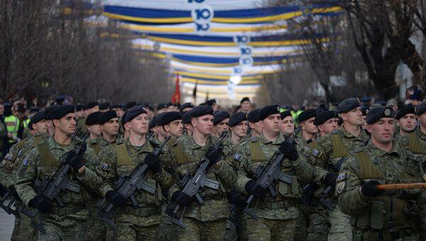 Obchody 10-lecia niepodległości Kosowa - Sputnik Polska