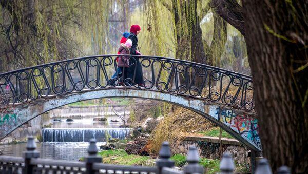Most przez rzekę w Symferopolu - Sputnik Polska