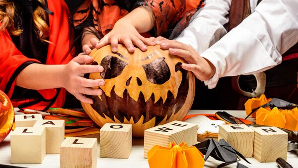 Dynia na Halloween - Sputnik Polska