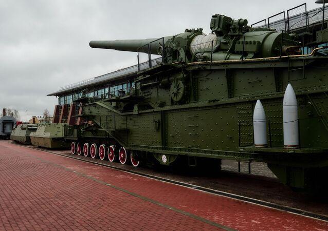 "RT-23 UTTH ""Mołodiec"""