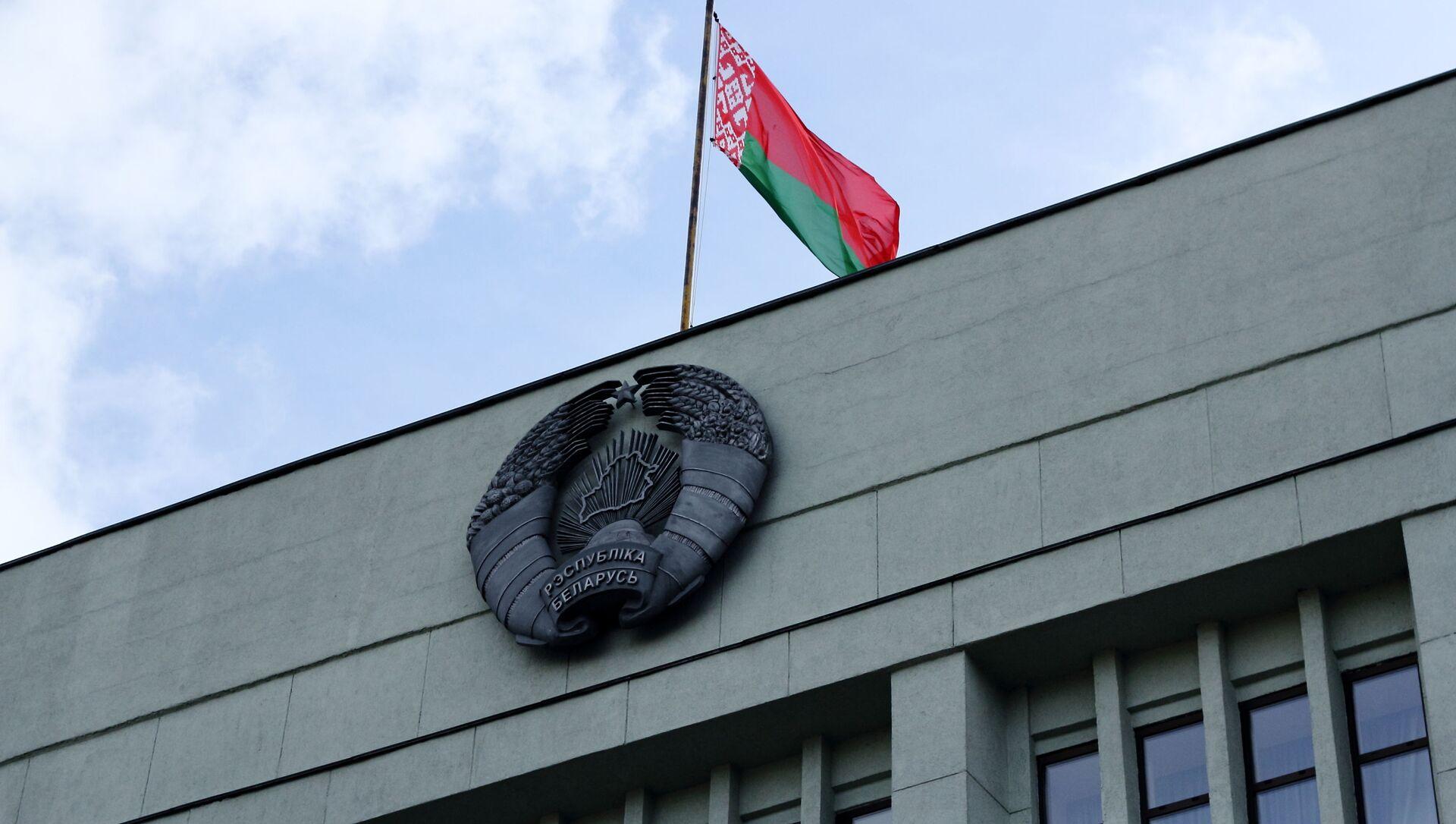 Flaga Białorusi - Sputnik Polska, 1920, 24.03.2021