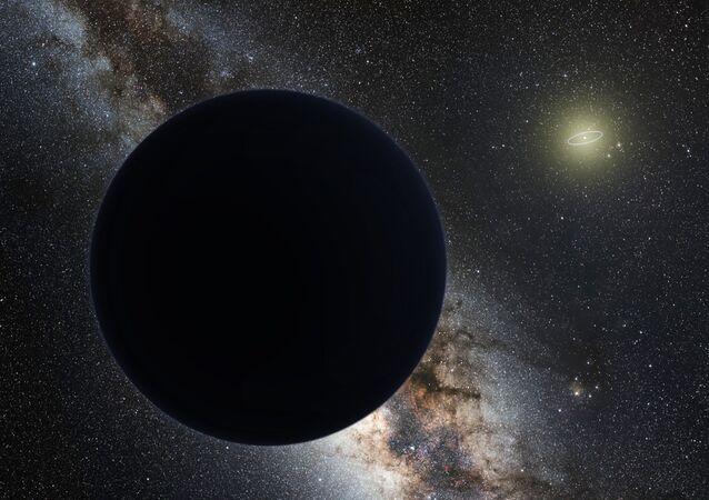 Planeta 9, która może zderzyć się z Ziemią i spowodować koniec świata