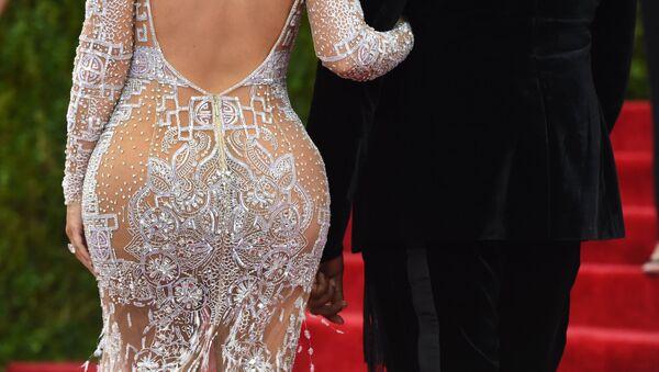 Amerykańska aktorka Kim Kardashian - Sputnik Polska