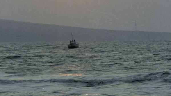 Statek na Morzu Azowskim - Sputnik Polska