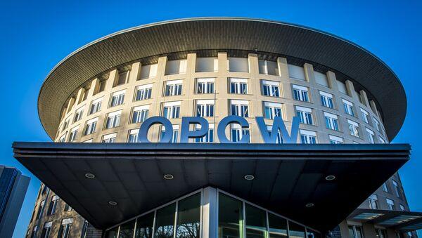 Siedziba Organizacji ds. Zakazu Broni Chemicznej (OPCW) - Sputnik Polska