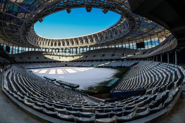"Stadion ""Niżny Nowogród"" - Sputnik Polska"