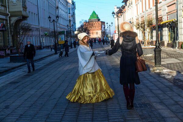 Ulice Niżnego Nowogrodu - Sputnik Polska