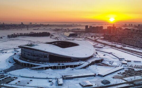 """Stadion """"Kazań Arena"""" w Kazaniu - Sputnik Polska"""