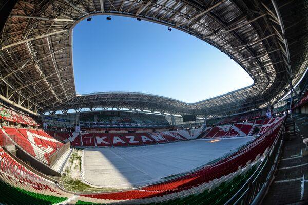 "Stadion ""Kazań Arena"" - Sputnik Polska"