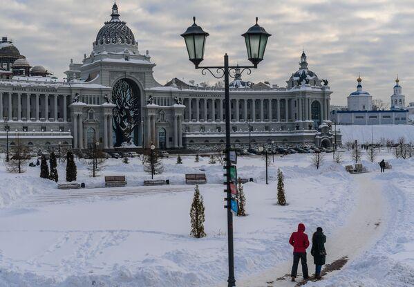 Pałac ziemiański w Kazaniu - Sputnik Polska