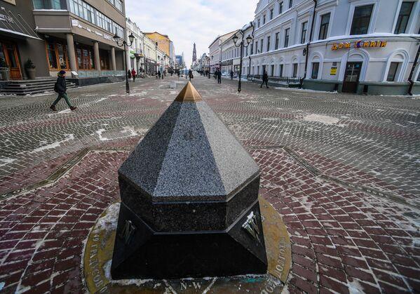 Ulica Baumana w Kazaniu - Sputnik Polska