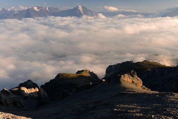 Góra Kariu-hoh w Osetii Północnej - Sputnik Polska