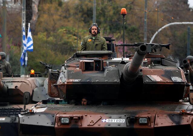 Greccy wojskowi