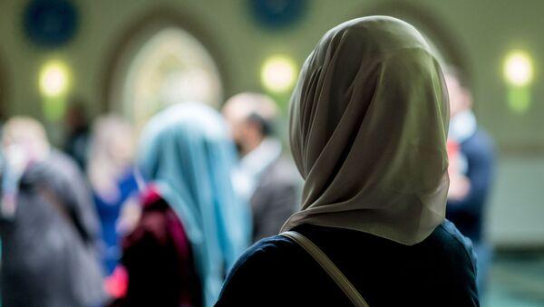 Meczet w Hannoverze, Niemcy - Sputnik Polska