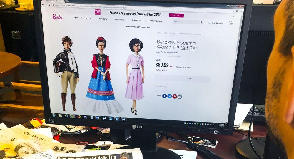 Kolekcja lalek Barbie Shero