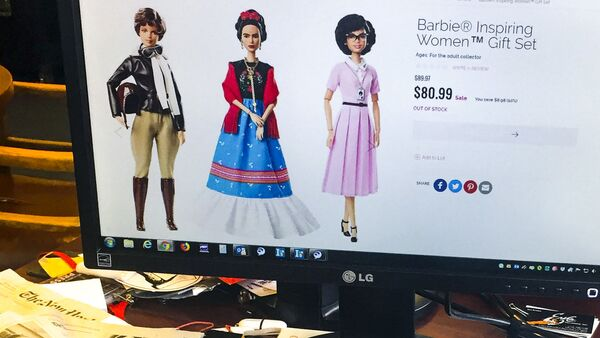Kolekcja lalek Barbie Shero - Sputnik Polska