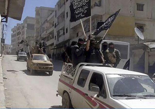 Bojownicy Dżabhat an-Nusra