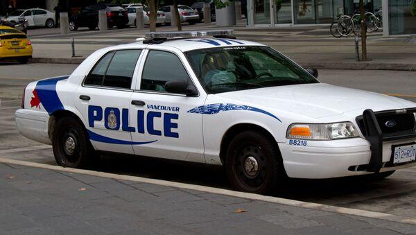 Samochód policyjny, Kanada - Sputnik Polska