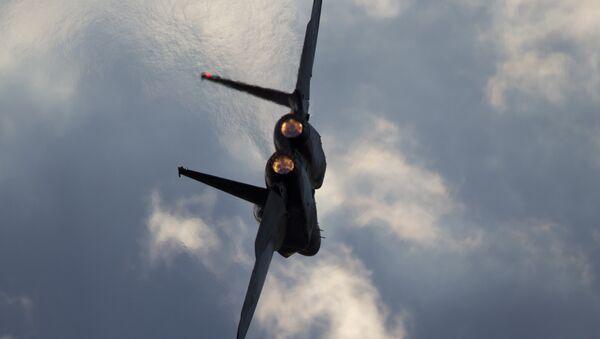 Izraelskie F-15 - Sputnik Polska