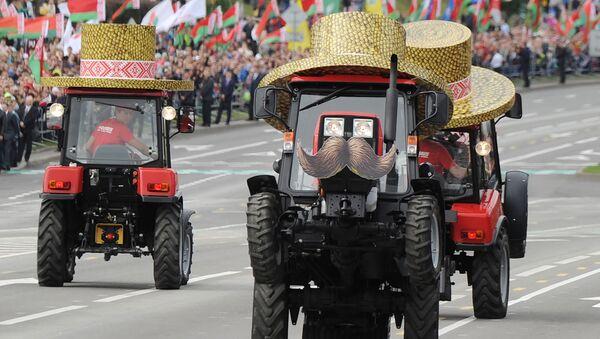 Traktory - Sputnik Polska